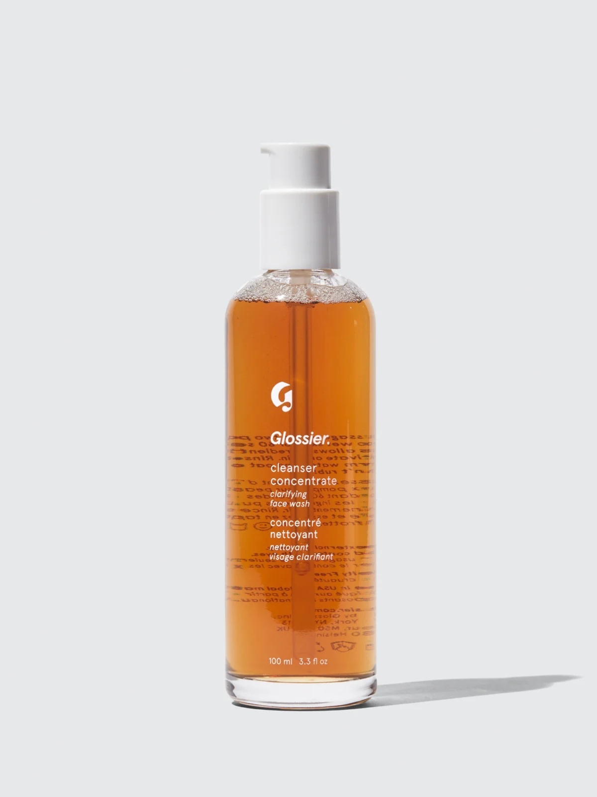 Glossier Cleanser Concentrate Clarifying Face Wash