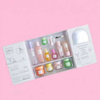 Glow Recipe Skincare Wardrobe Set