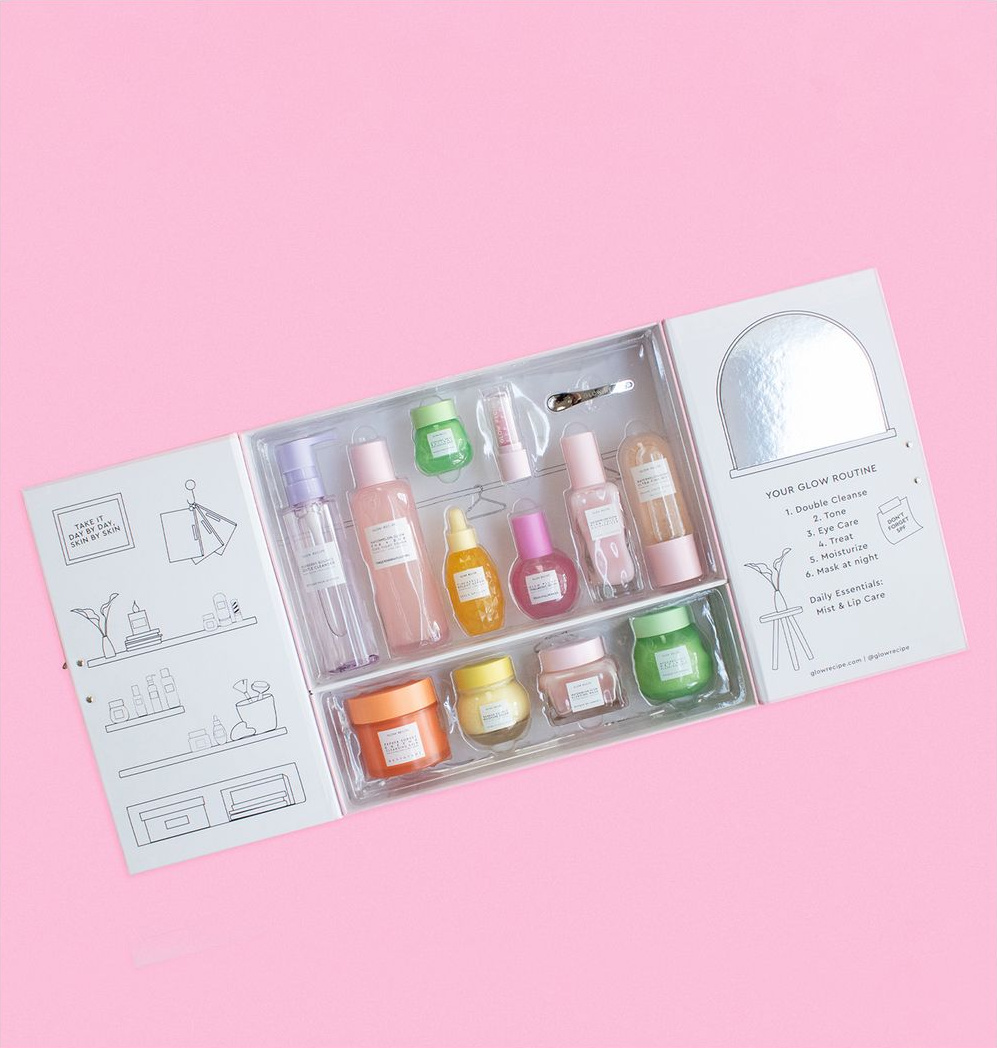 Glow Recipe Skincare Wardrobe Set