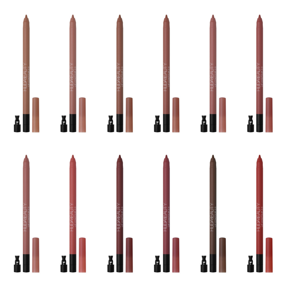 Huda Beauty Lip Contour 2.0 Collection