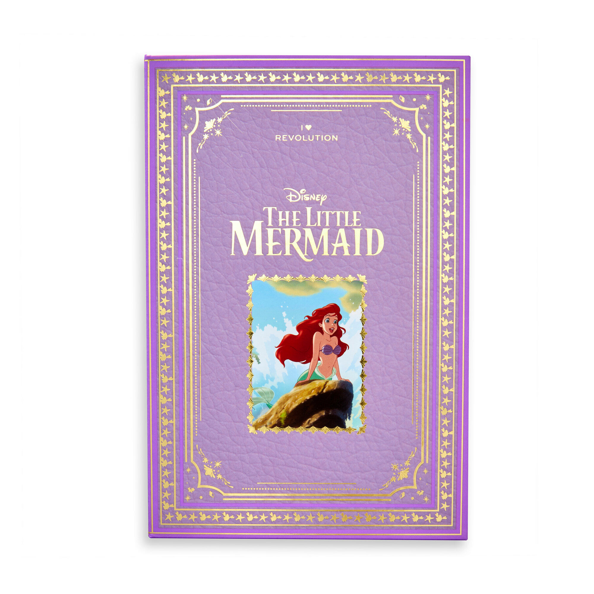 I Heart Revolution x Disney The Little Mermaid Storybook Palette