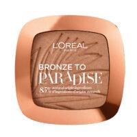 L'Oreal Paris Bronze to Paradise Matte Bronzer