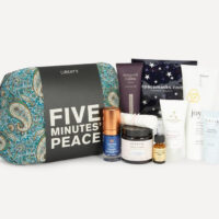 Liberty London Five Minutes Peace Beauty Kit April Edit 2021