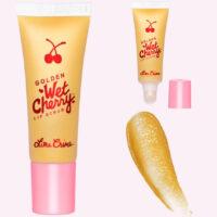 Lime Crime Golden Wet Cherry Lip Polish
