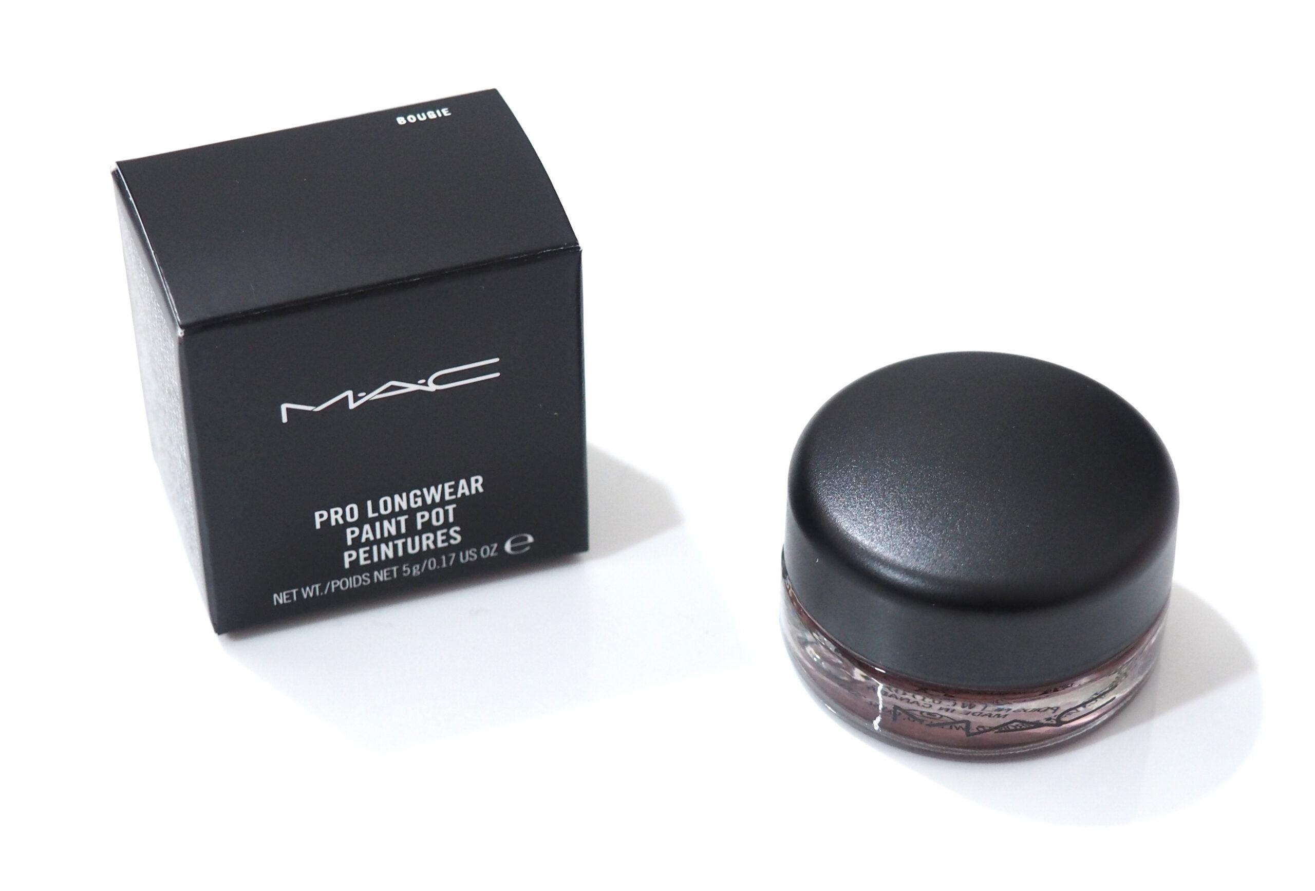 MAC Bougie Pro Longwear Paint Pot