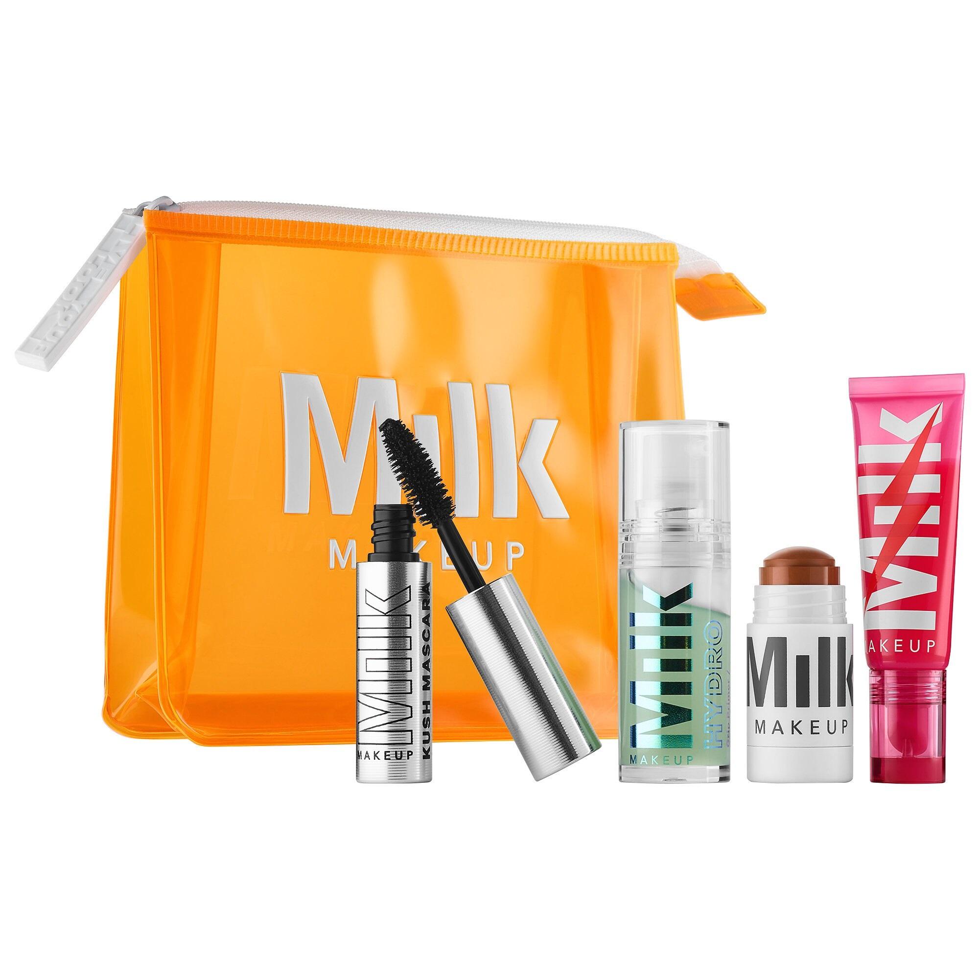 Milk Makeup Glossy Glow Full Face Set
