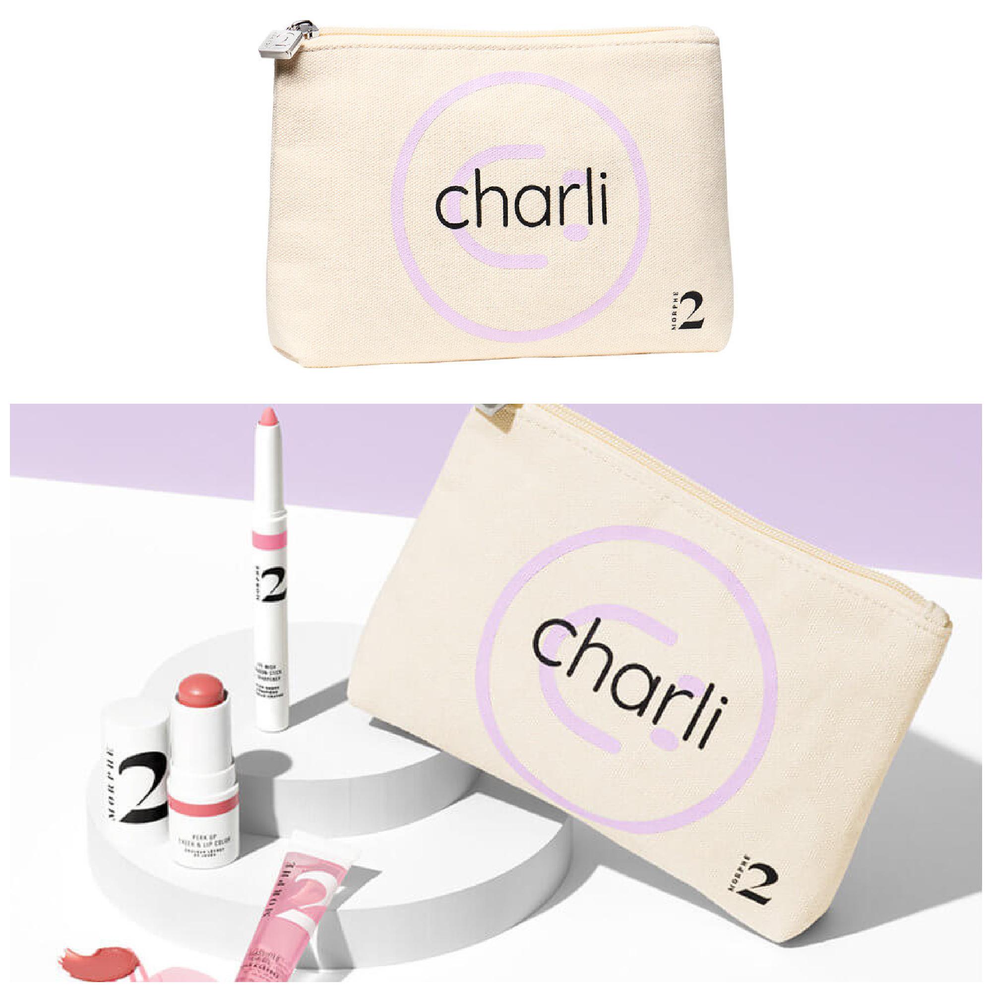 Morphe 2 Charli's Go-To Faves 3-Piece Makeup Set