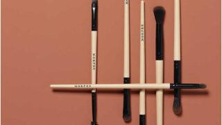 Morphe Earth To Babe Bamboo 7 Piece Brush Set