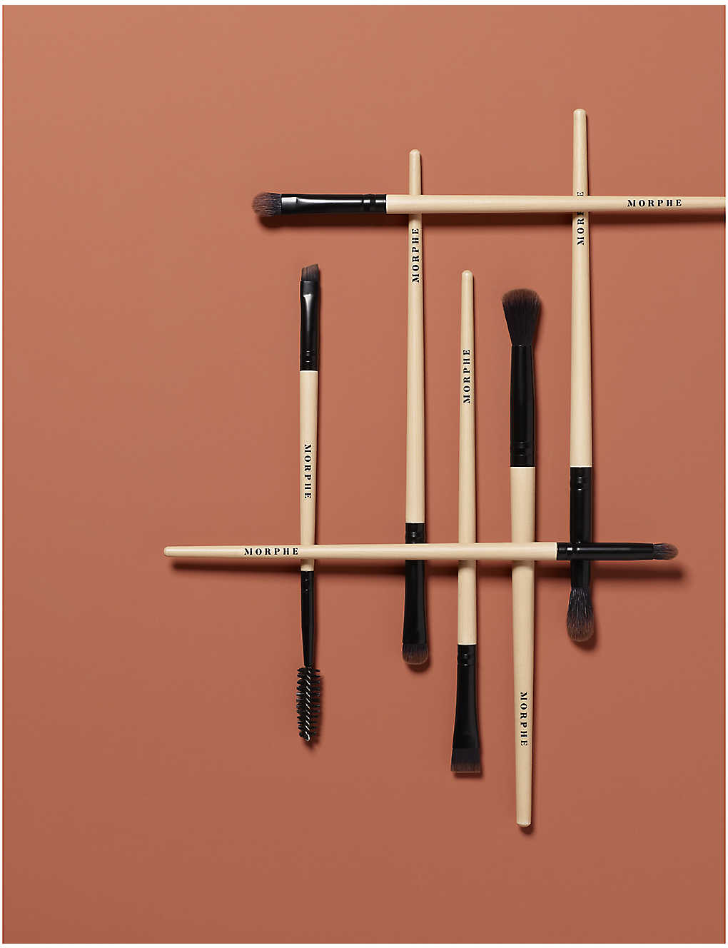 Morphe Earth To Babe Bamboo 7 Piece Brush Set