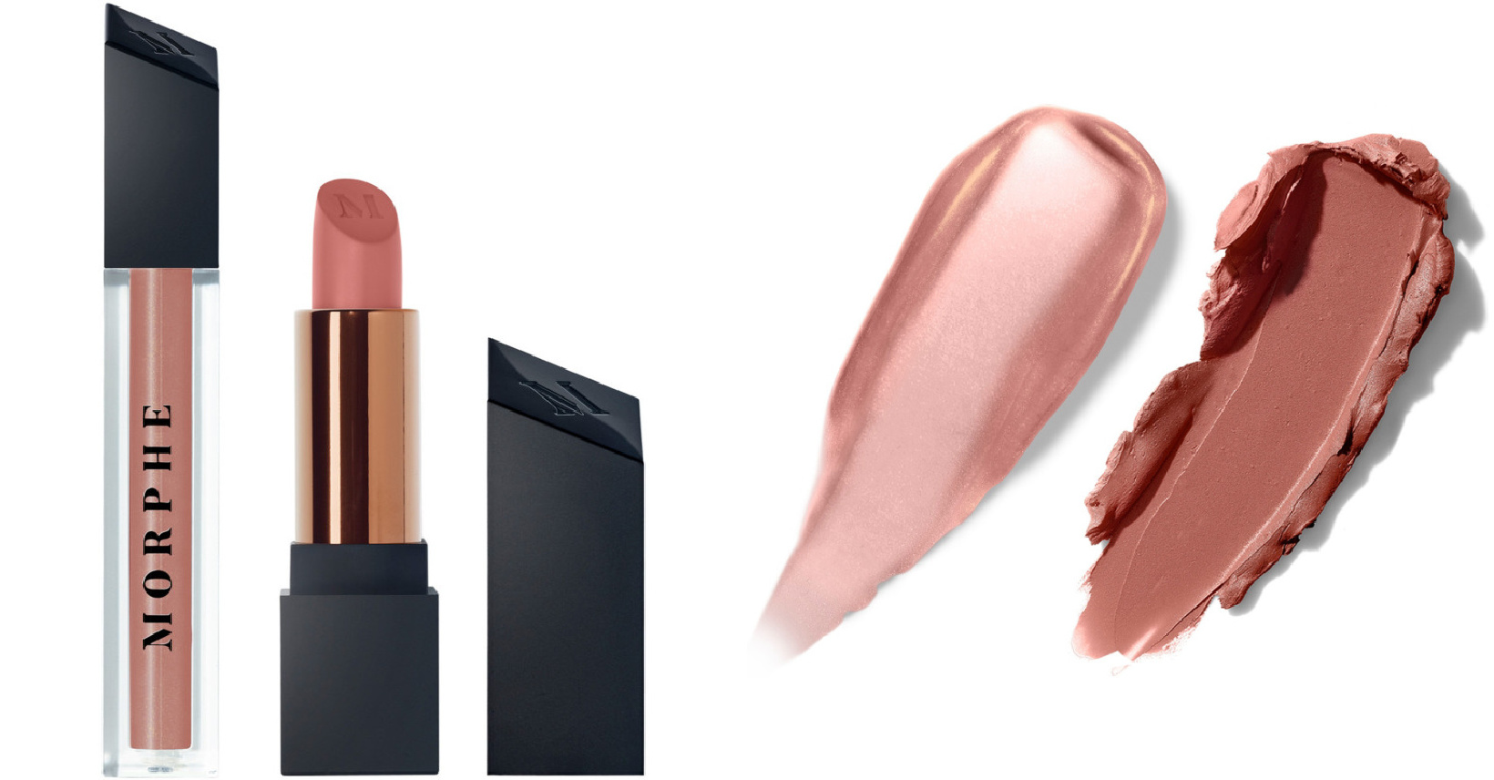 Morphe Out & A Pout Nude Lip Duo Collection