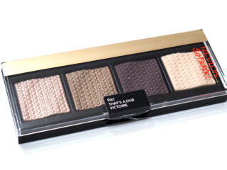 Revlon That's a Dub So Fierce Eyeshadow Palette Review / Swatches