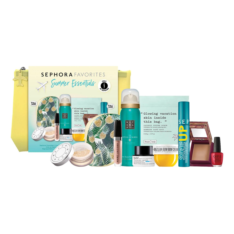 Sephora Favorites Summer Essentials Set