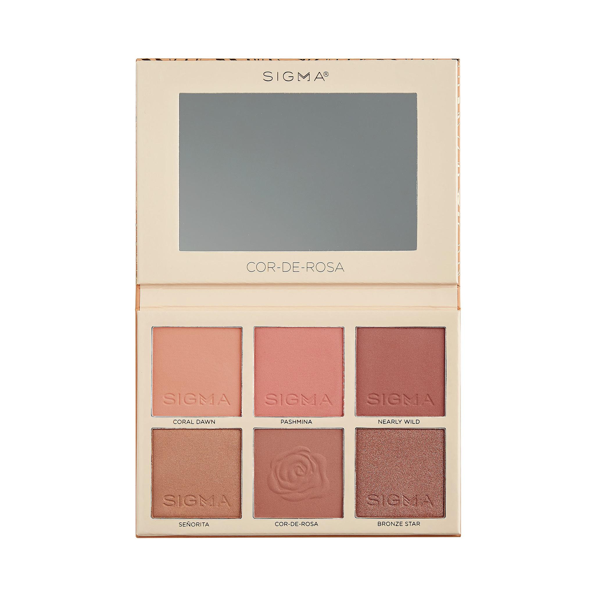 Sigma Beauty Cor de Rosa Blush Palette