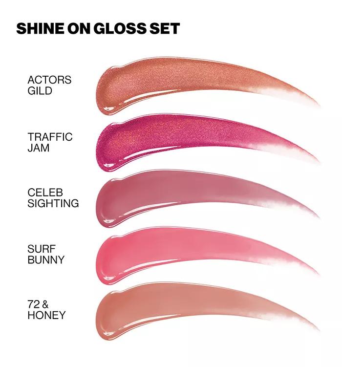 Smashbox Shine On Gloss Set