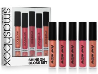 Smashbox Shine On Gloss Set