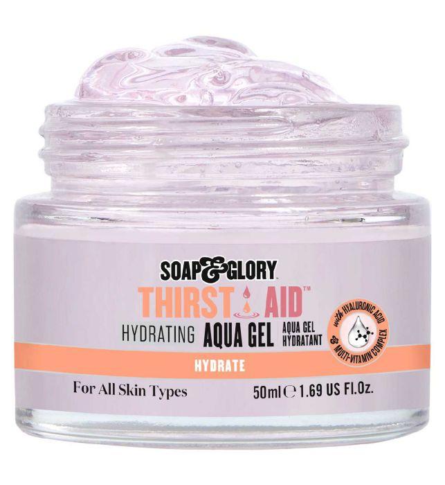 Soap & Glory Thirst Aid Hydrating Aqua Gel