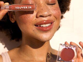 Tower 28 Beauty Power Lip + Cheek Duo Set