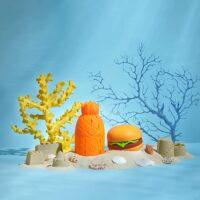 Wet n Wild SpongeBob SquarePants Sponge & Brush Cleansing Pads