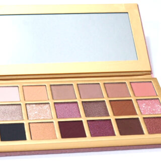 XX Revolution XXpectation Shadow Palette Review / Swatches