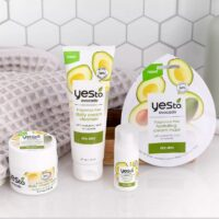 Yes To Avocado Fragrance Free Collection