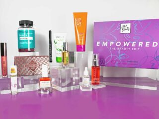 Latest In Beauty Empowered Beauty Edit April 2021
