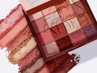 L'Oreal Emotions Nude Eyes & Cheeks Blushing Palette
