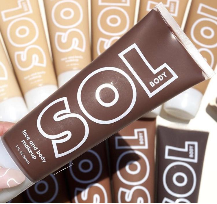 ColourPop Sol Body Face and Body Makeup
