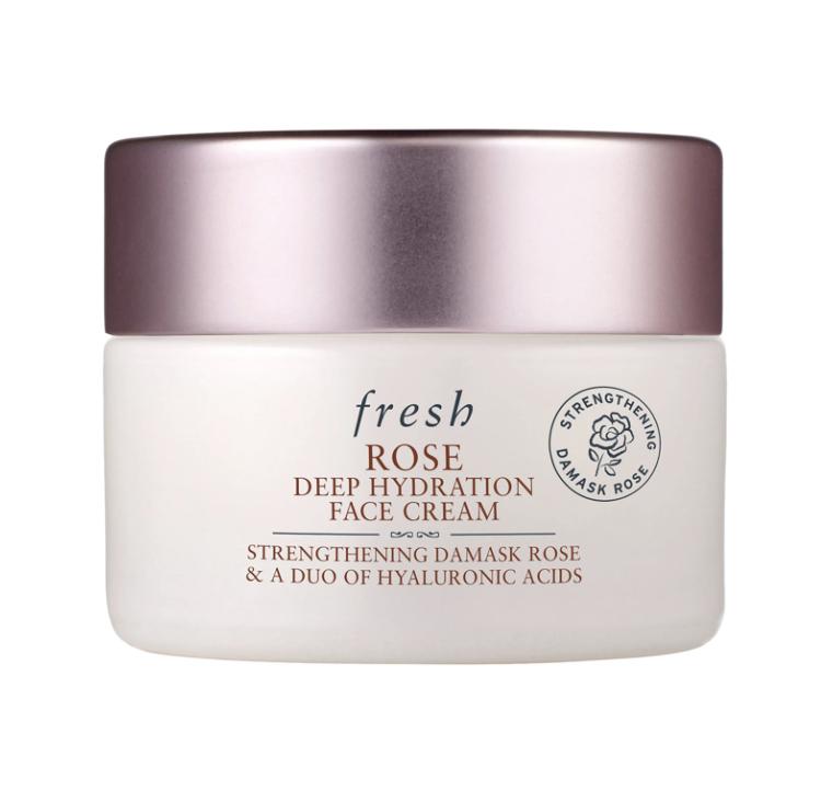 Fresh Beauty Rose Deep Hydration Face Cream