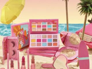 ColourPop x Malibu Barbie Collaboration Reveal!