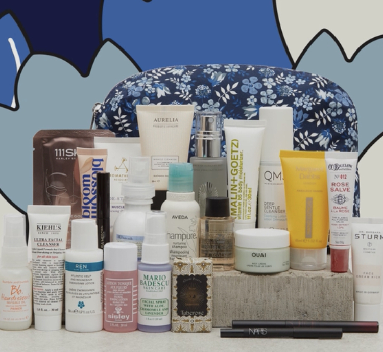 Liberty London The Ultimate Beauty Gift Reveal! Spring 2021