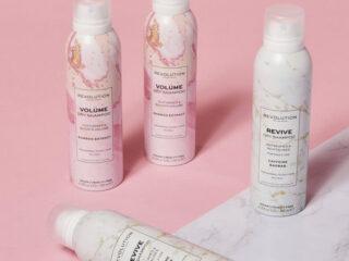 Revolution Haircare Dry Shampoo | Revive + Volume