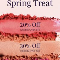 By Terry Spring Treat Amazing Discount Event