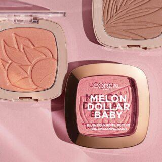 L'Oreal Melon Dollar Baby Skin Awakening Blush