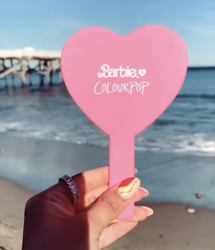 ColourPop x Malibu Barbie Collaboration