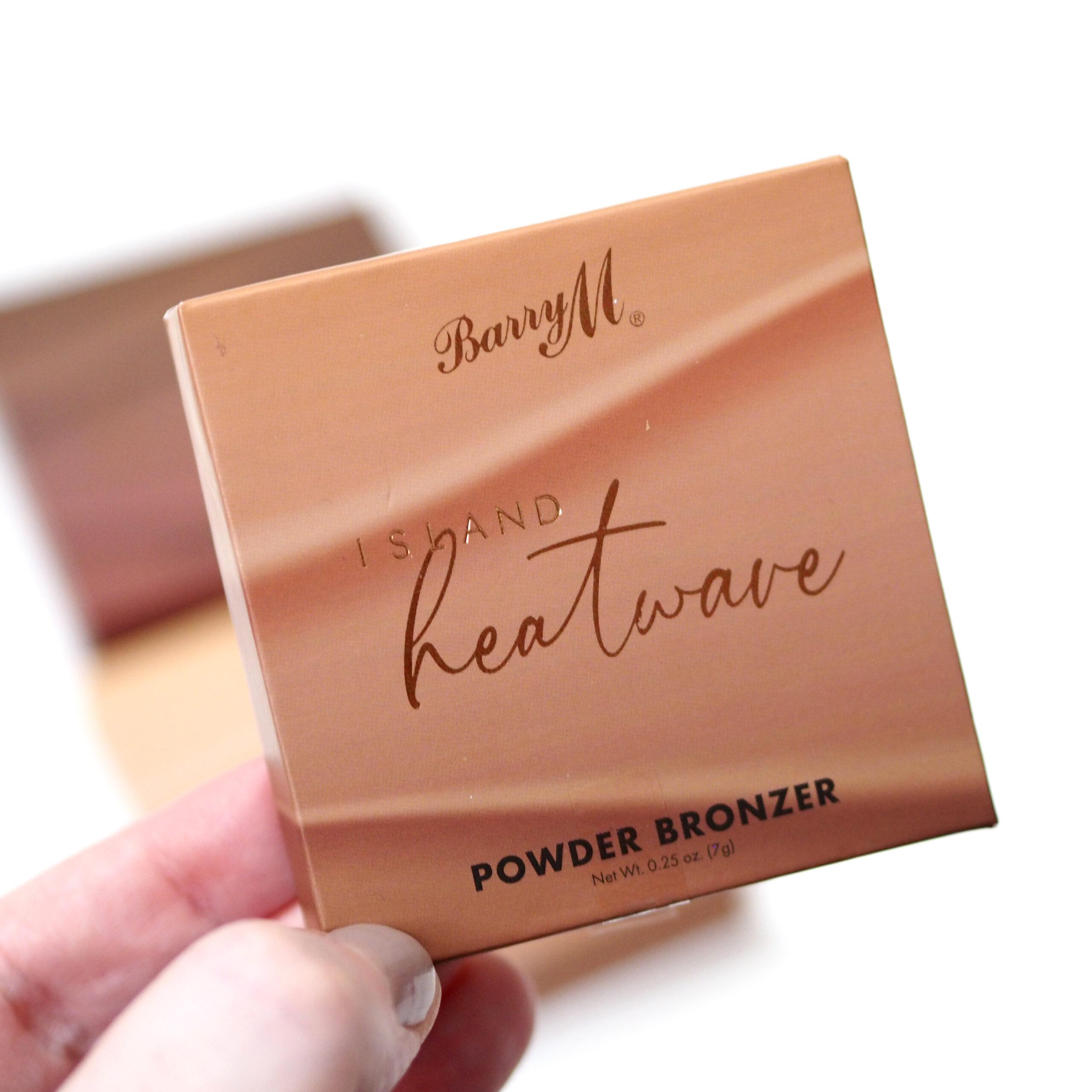 Barry M Heatwave Powder Bronzer Collection Review / Swatches