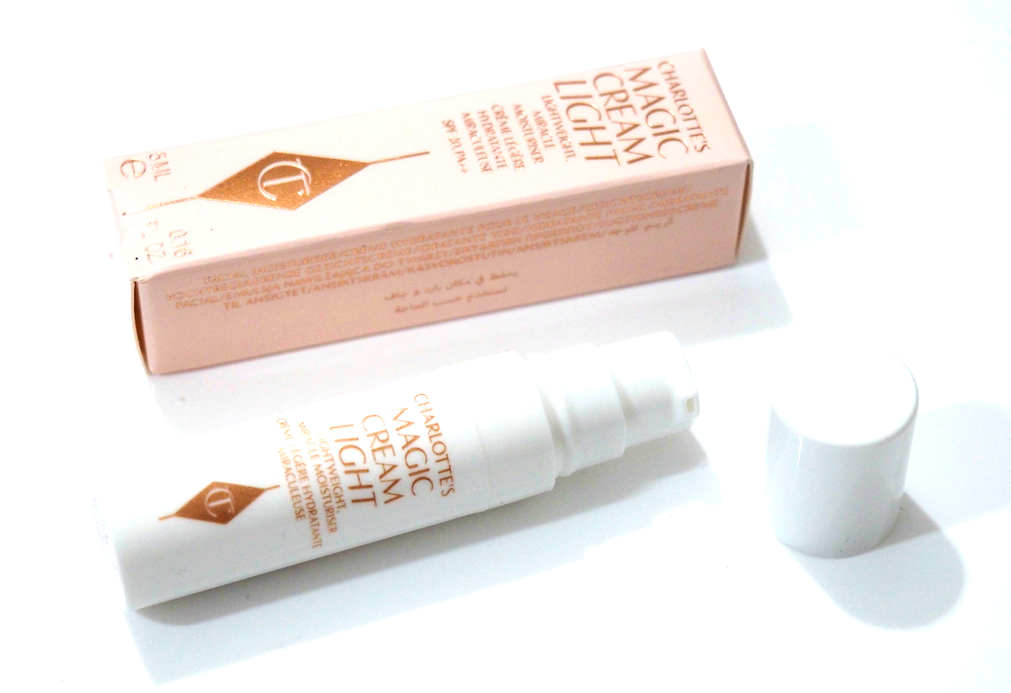 Charlotte Tilbury Charlotte's Magic Cream Light Review
