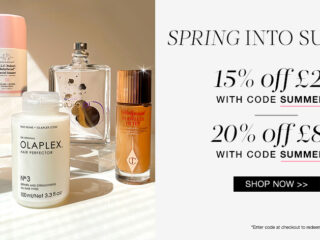 Cult Beauty Spring Into Summer Discount Event!