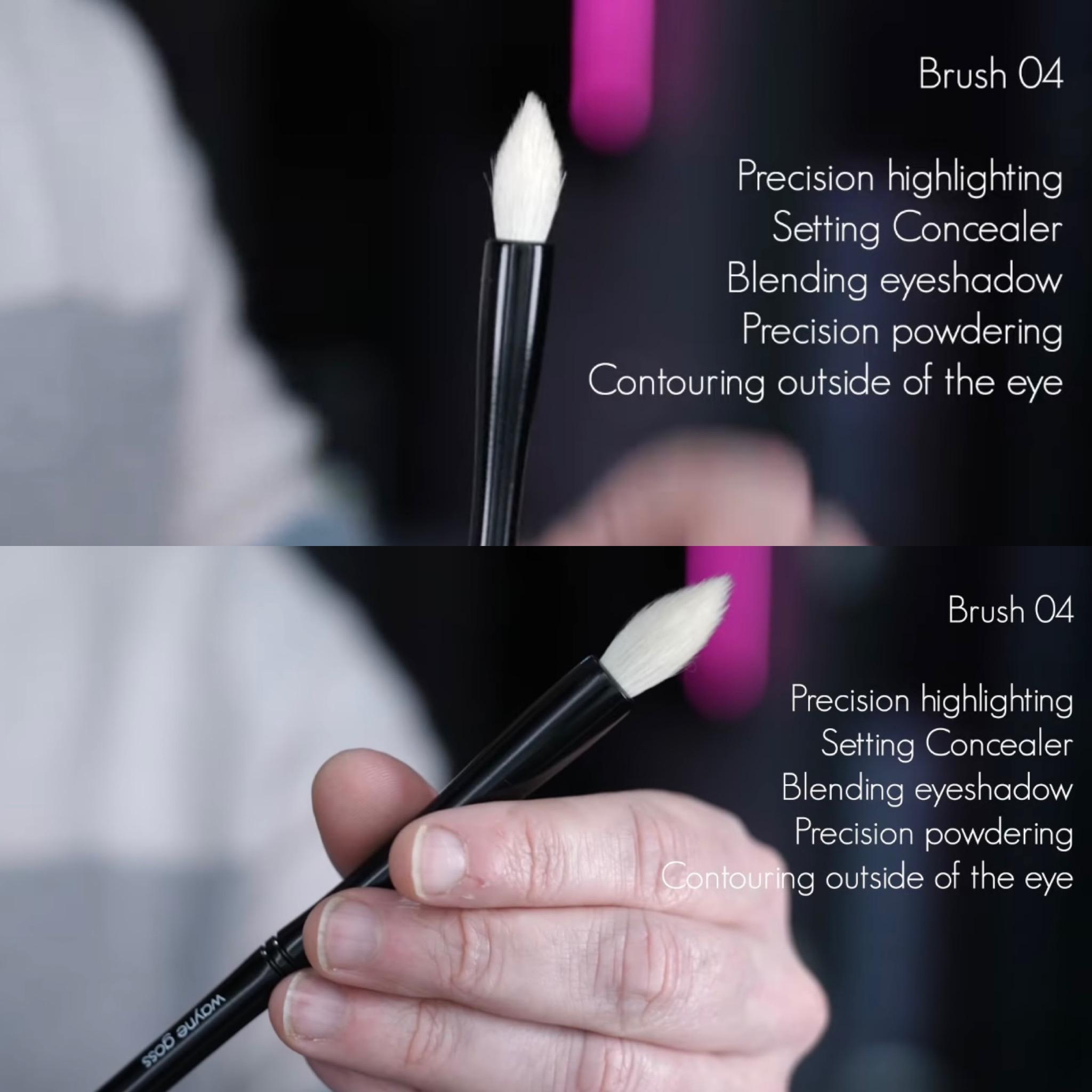Wayne Goss The Goss Edit Makeup Brush Collection