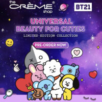The Creme Shop x BT21 BTS Collaboration