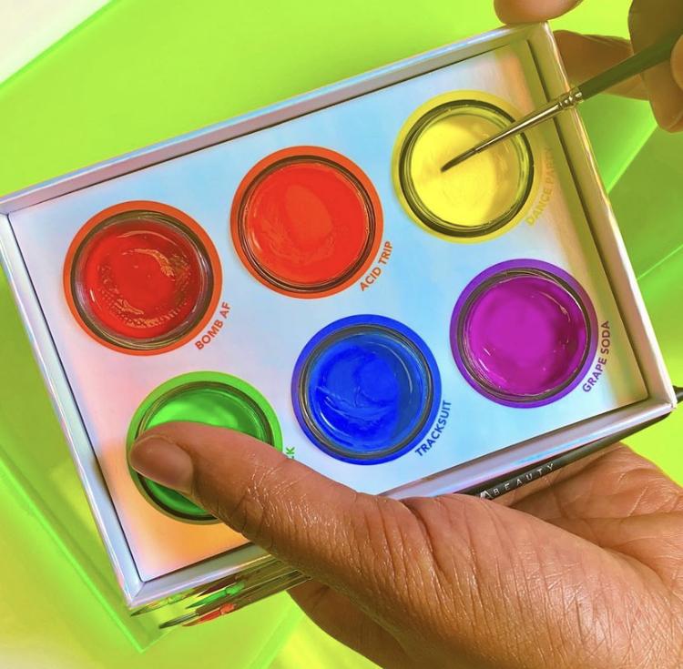Suva Beauty We Make Rainbows Jealous UV Hydra FX Collection