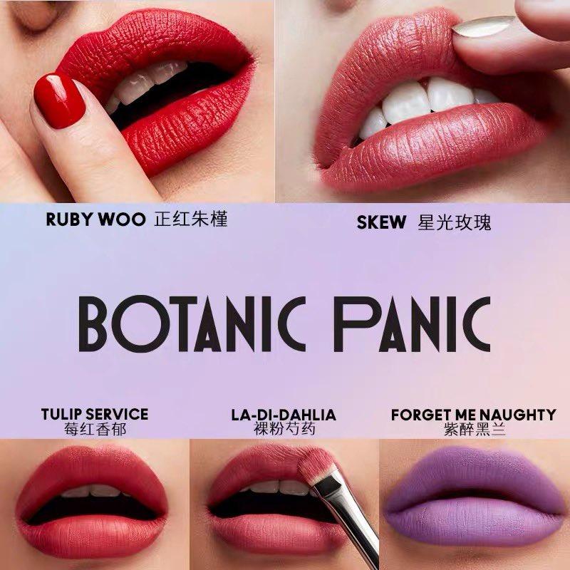 MAC Botanic Panic Summer 2021 Collection