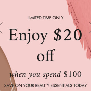 Space NK US Discount Event   May 2021