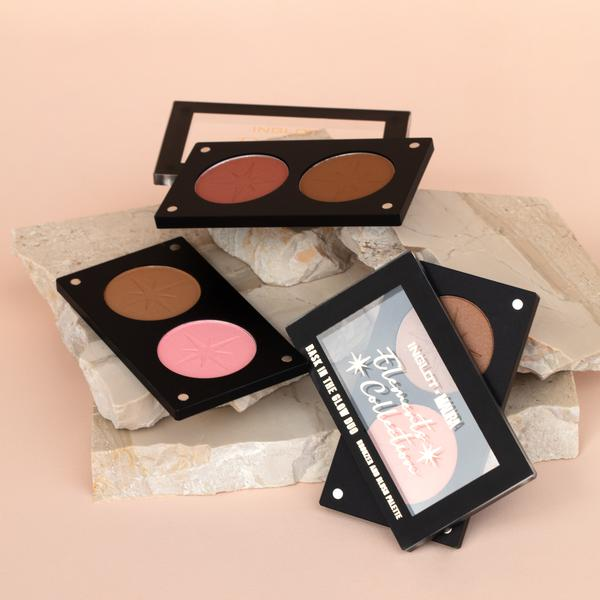 Inglot x Maura Elements Collection