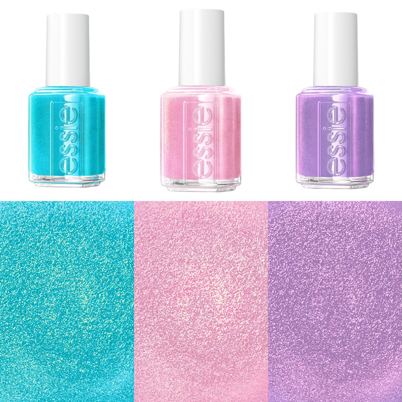 Essie x ULTA Beauty Tie Dye Collection