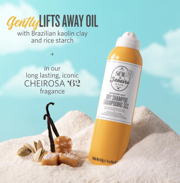 Sol de Janeiro Brazilian Joia Dry Shampoo
