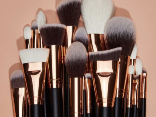 Morphe Stroke Of Luxe 18 Piece Brush Set