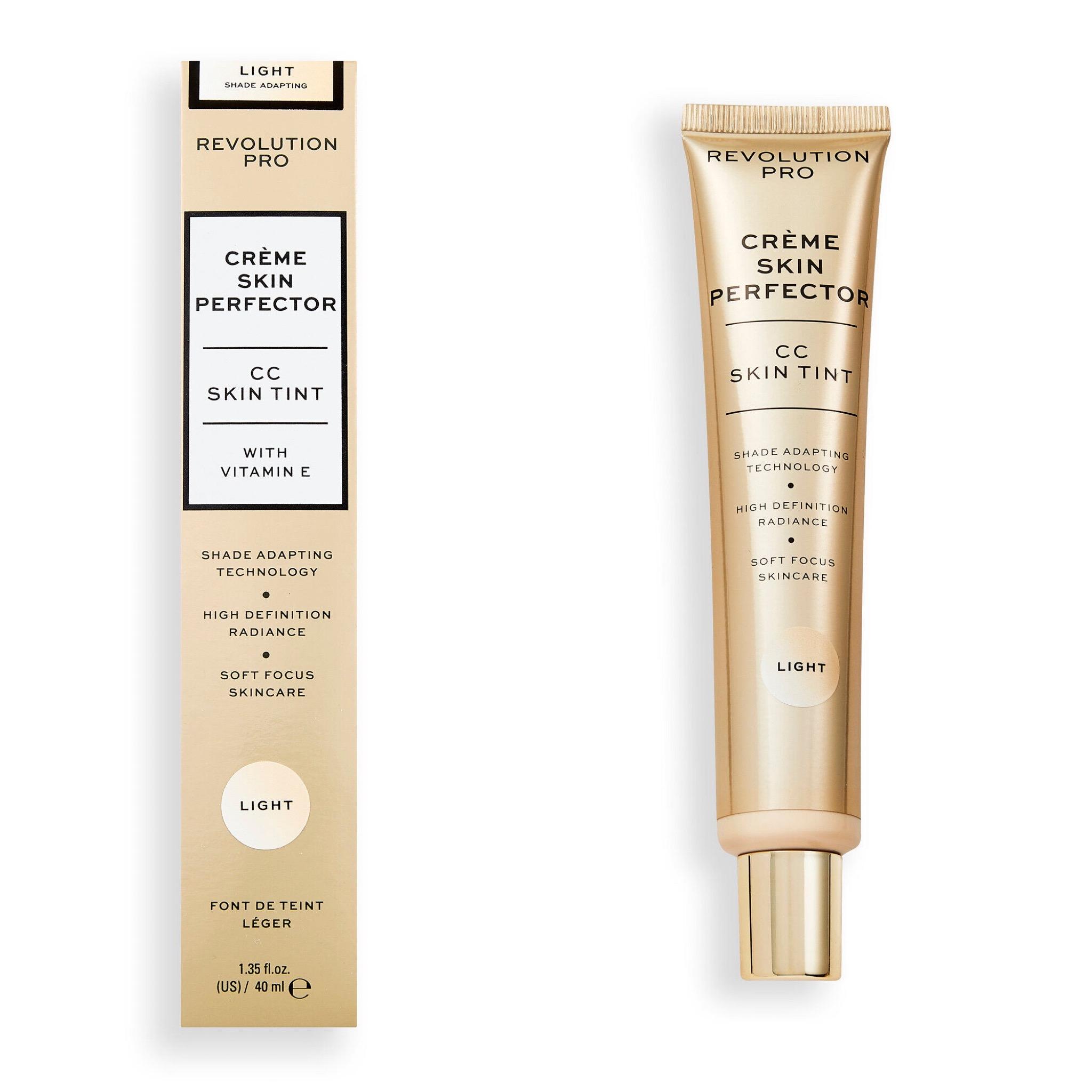 Revolution Pro CC Perfecting Skin Tints