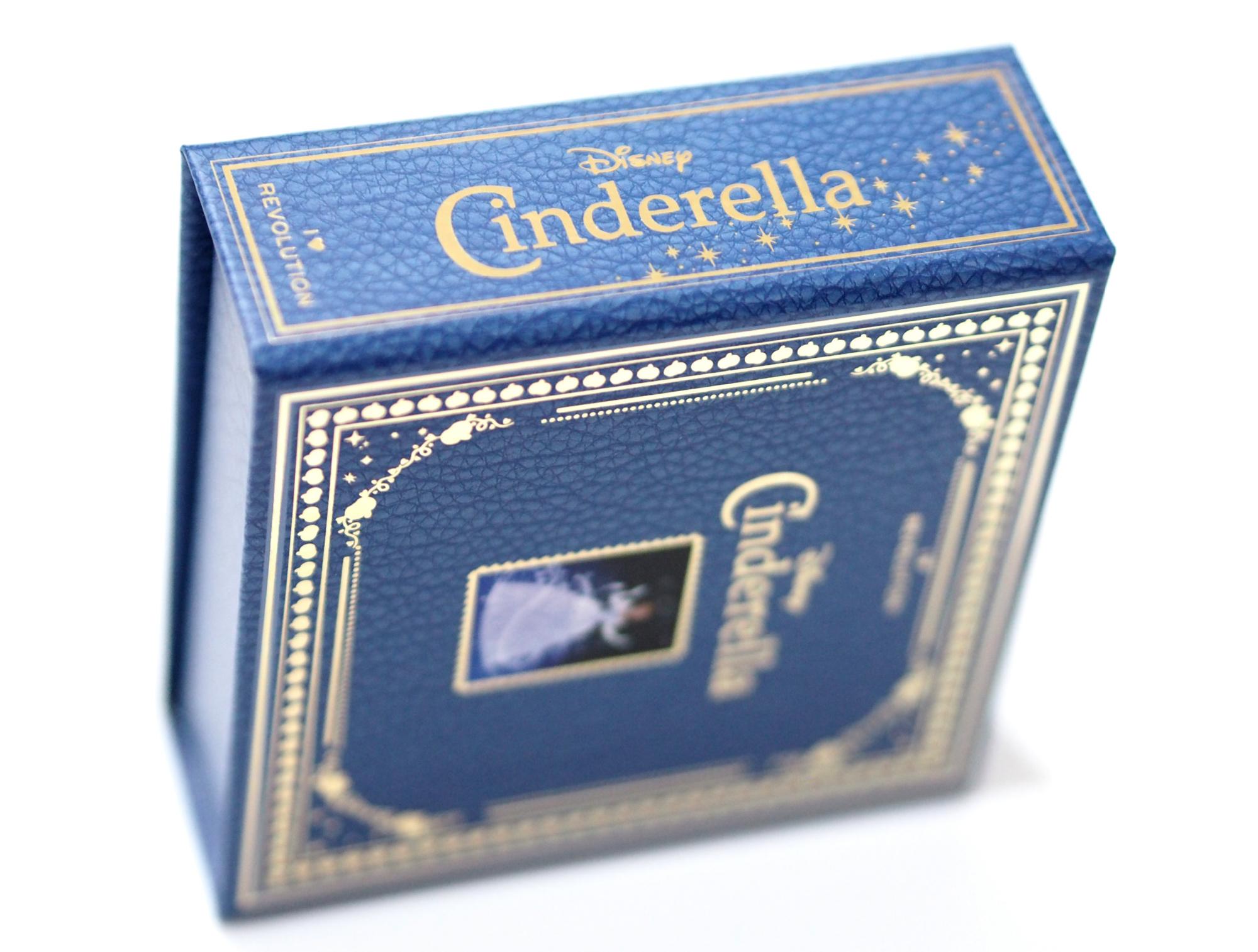 I Heart Revolution Disney Cinderella Highlighter Review Swatches