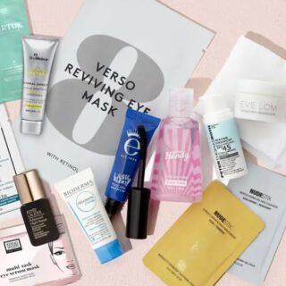 Lookfantastic US 14 Piece Beauty Bag Gift With Purchase Deal