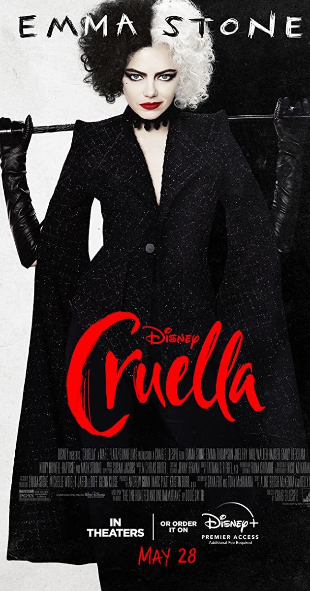 MAC x Disney Cruella Collaboration